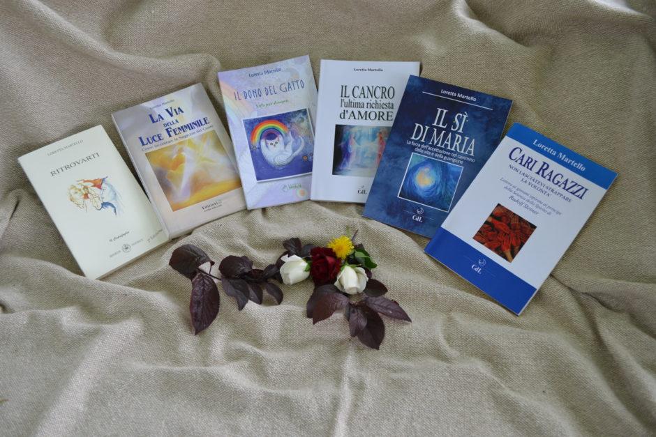 I libri di Loretta Martello